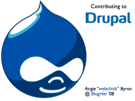 Contributing to Drupal
